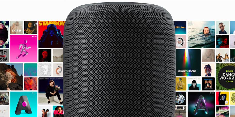 Apple хотела выпустить колонку HomePod метровой высоты
