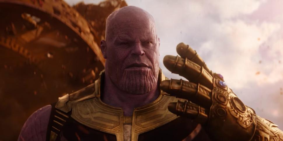 Вышел первый трейлер супергеройского оливье «Мстители: Война бесконечности»