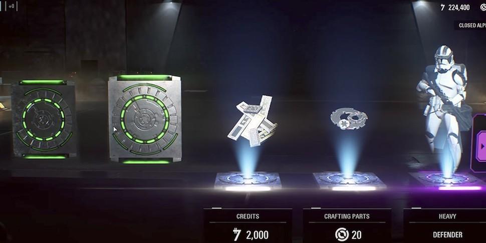 Бельгия проведет расследование в отношении лутбоксов из Battlefront 2 и Overwatch