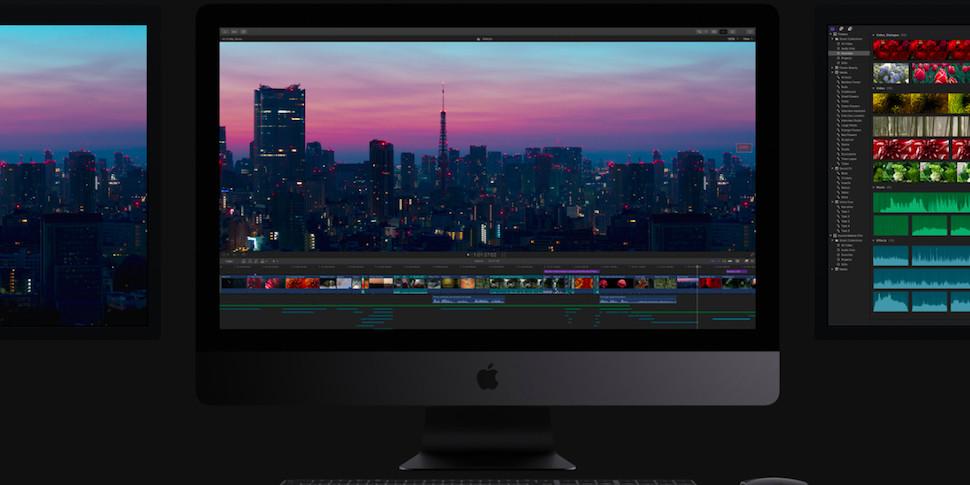 iMac Pro получит процессор из iPhone для работы с Siri