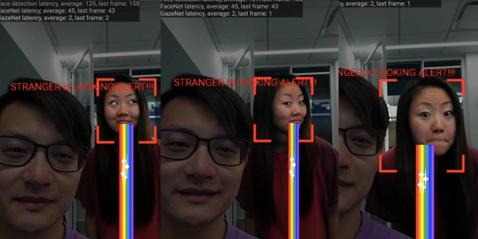 Искусственный интеллект Google научился подглядывать за подглядывающими