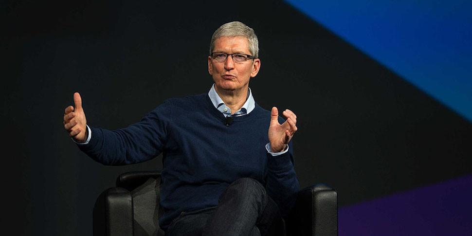 Apple заработала $10,7 миллиарда за три месяца и продала 46,7 миллиона iPhone