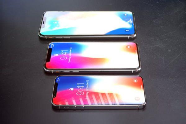 В сети появились рендеры iPhone X Plus и iPhone X SE