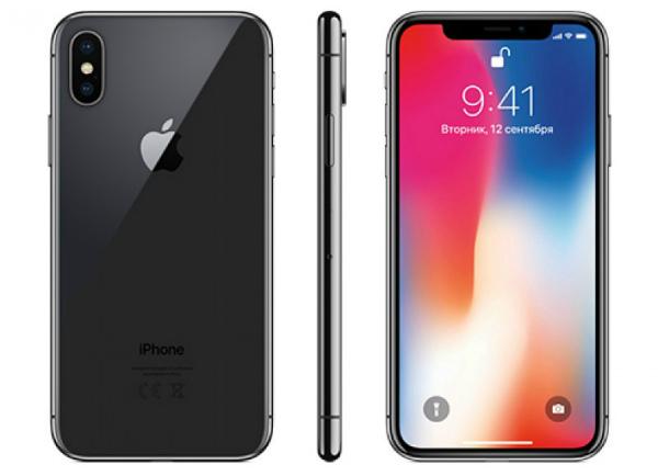 Первые проблемы iPhone X