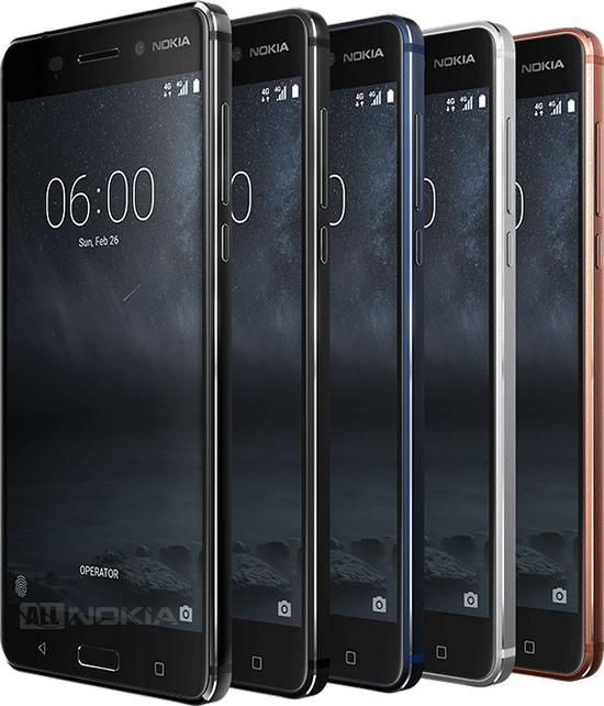Глобальная версия Nokia 6 получает ноябрьское обновление