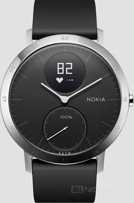 Nokia открыла предзаказы на часы Nokia Steel HR