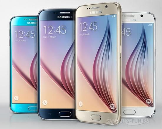 Samsung Galaxy S6 получил ноябрьский патч безопасности