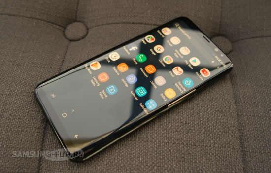 Samsung является вторым по величине производителем смартфонов в Великобритании