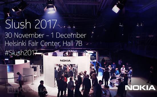 Nokia и HMD покажут телефоны на Slush 2017