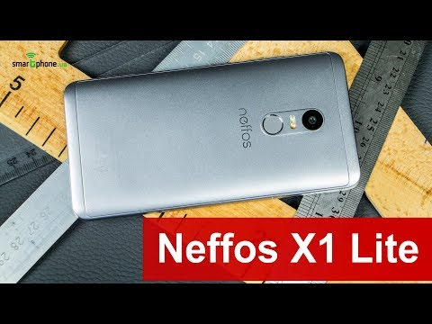 Видеообзор смартфона Neffos X1 Lite от портала Smartphone.ua!