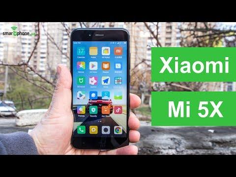 Видеообзор смартфона Xiaomi Mi 5X от портала Smartphone.ua!