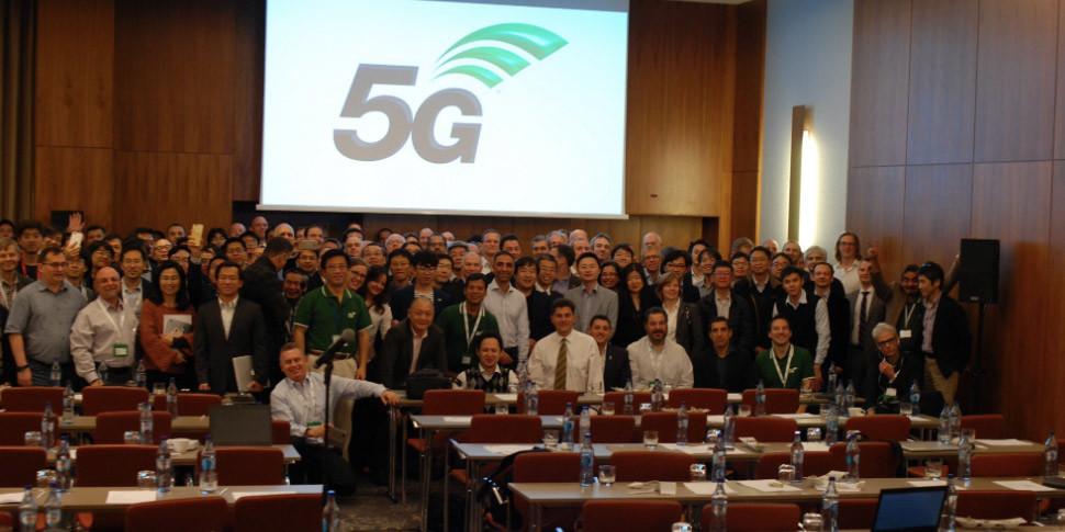 Спецификации 5G официально приняли