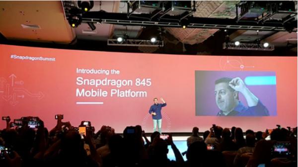 Qualcomm официально представила процессор Snapdragon 845