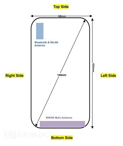 Смартфон Nokia TA-1047 проходит сертификацию FCC