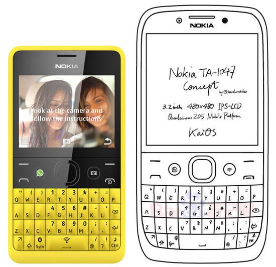 Слухи: HMD работает над QWERTY-телефоном Nokia на базе KaiOS