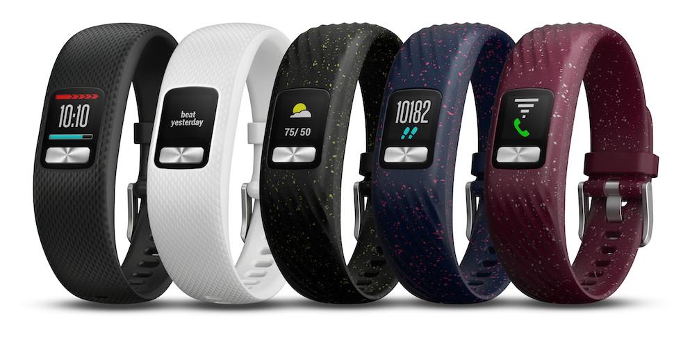 Новый фитнес-браслет Garmin проработает год без зарядки
