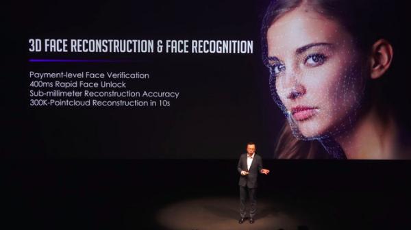 Huawei представила новый 3D-сканер