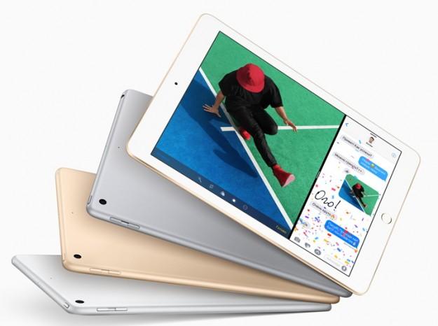 Apple готовит доступный iPad 2018