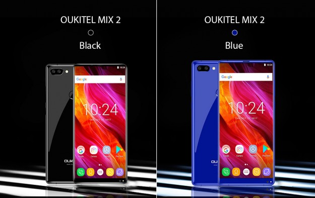 OUKITEL MIX 2 доступен на Gearbest за .99 в ограниченном количестве