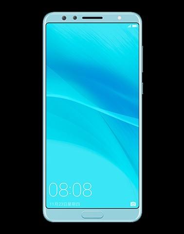 Пресс-фото Huawei Nova 2s, безрамочной «звезды селфи» на Kirin 960