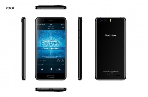 Blackview P6000 – смартфон бизнес-класса с батареей 6180 мАч