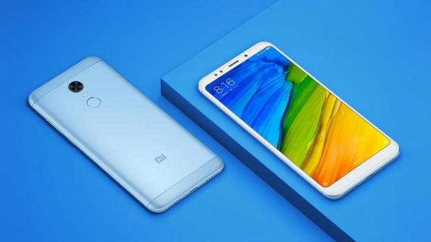 Безрамочные Xiaomi Redmi 5 и Redmi 5 Plus представлены официально