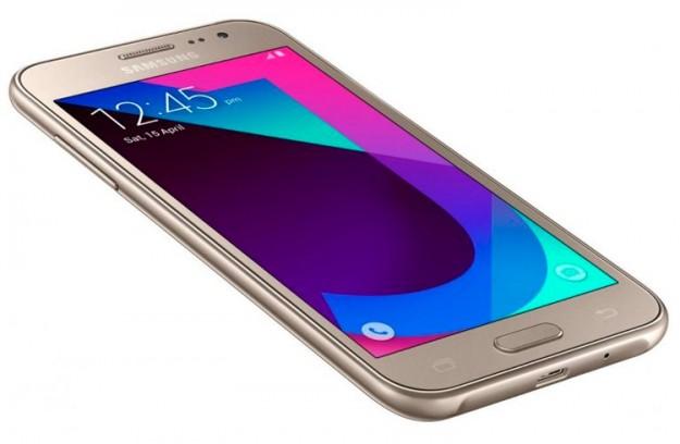 Стартовали продажи бюджетного смартфона Samsung Galaxy J2 2017 с AMOLED экраном