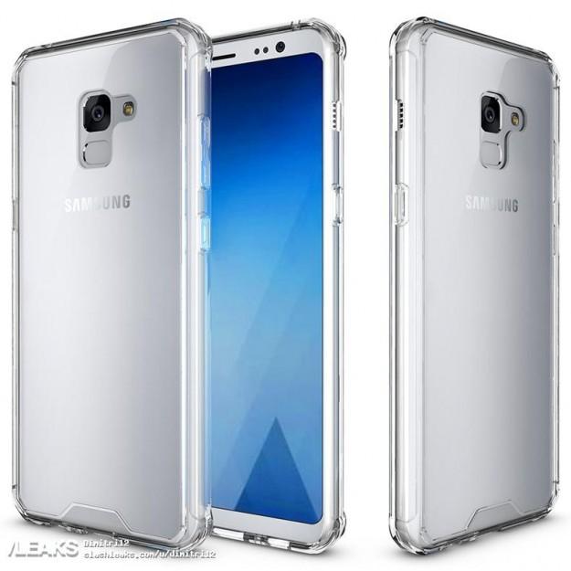 Samsung Galaxy A7 2018 с вероятностью в 50% будет продаваться в нашей стране