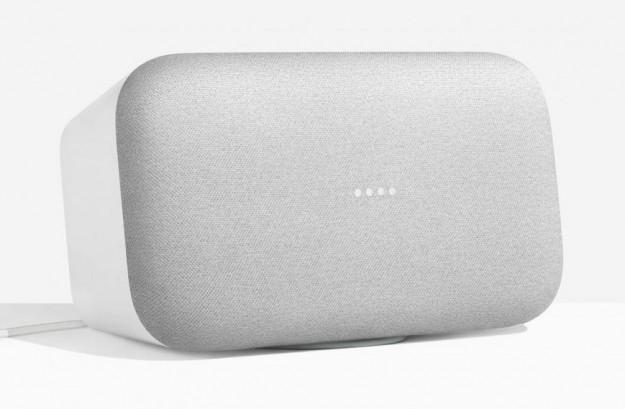 Смарт-колонка Google Home Max поступила в продажу