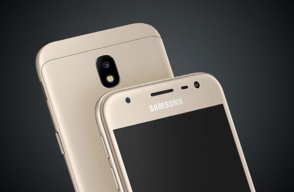 У смартфона Samsung Galaxy J3 2018 года подтвердил графический чип Mali G71