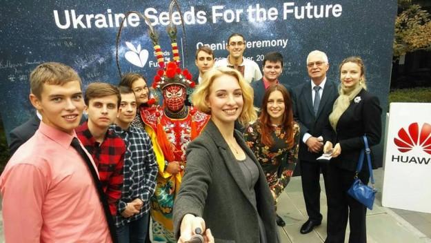 Huawei инициирует образовательные программы для студентов технических факультетов украинских вузов
