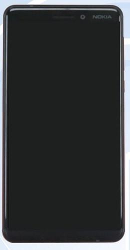 Nokia 6 (2018) впервые на фото