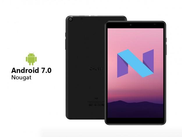 Chuwi выпустит игровой планшет Hi9 на Android Nougat