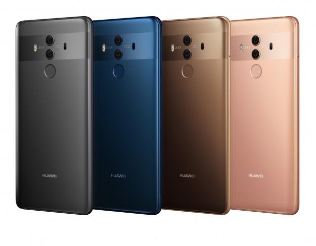 Huawei объявляет о начале продаж смартфона Huawei Mate10 Pro в Украине