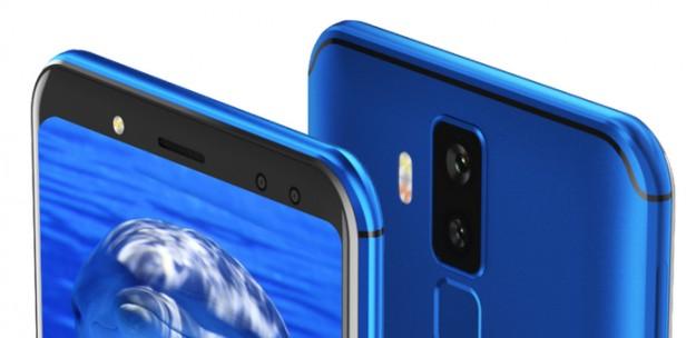 Полноэкранный смартфон Vernee X оснащен SoC Helio P23 и двумя сдвоенными камерами