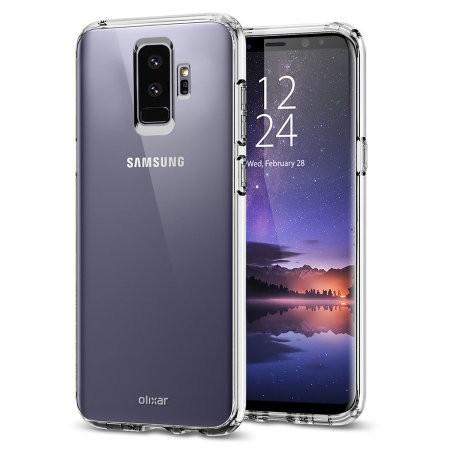 Производитель чехлов показал Samsung Galaxy S9 и S9+