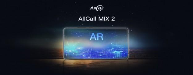 Смартфон AllCall Mix 2 получит возможности дополненной реальности