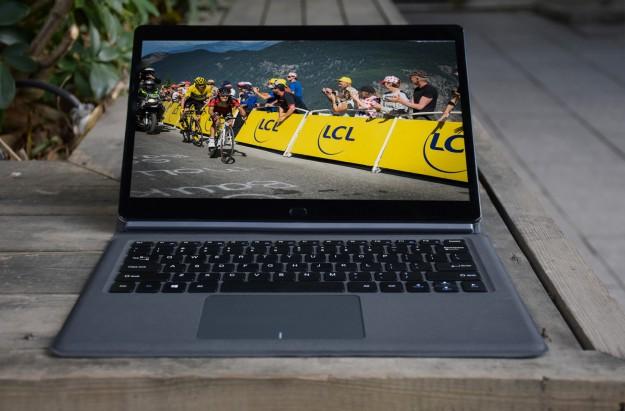 Chuwi показала реальные фото крутого CoreBook за $459