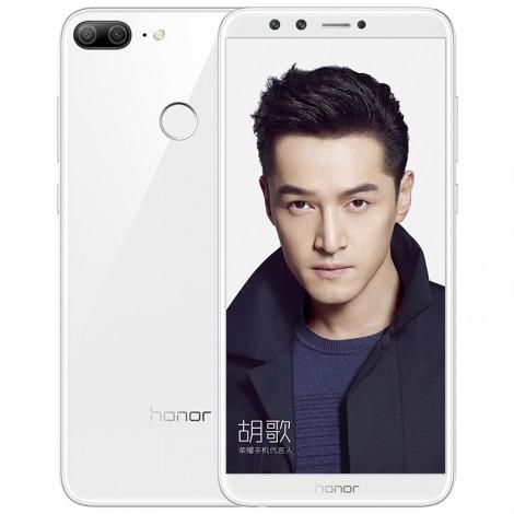 Безрамочный смартфон Huawei Honor 9 Lite с четырьмя камерами представлен официально