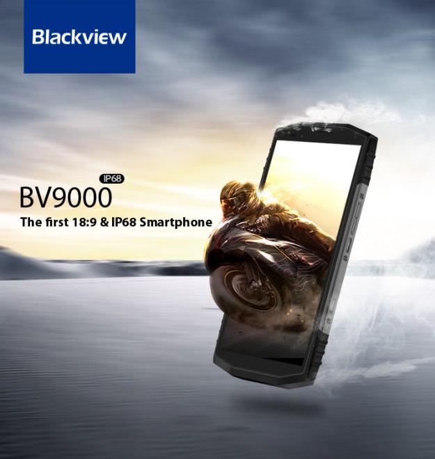 Видео реальных испытаний Blackview BV9000 показывает на что способны защищенные смартфоны