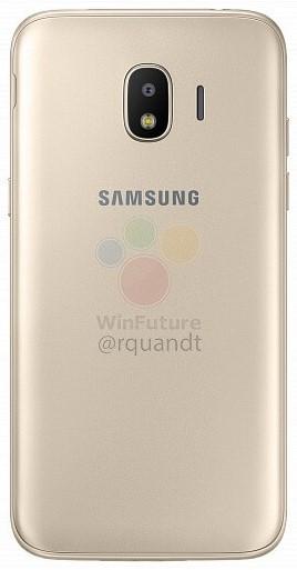 Samsung Galaxy J2 (2018): характеристики, пресс-фото