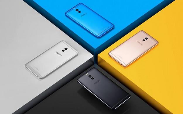 Meizu M6 и M6 note уже официально в Украине