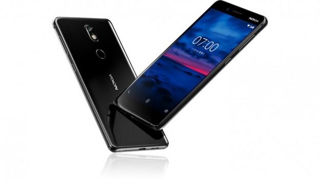 Смартфон Nokia 7 выйдет за пределы Китая в начале 2018 года