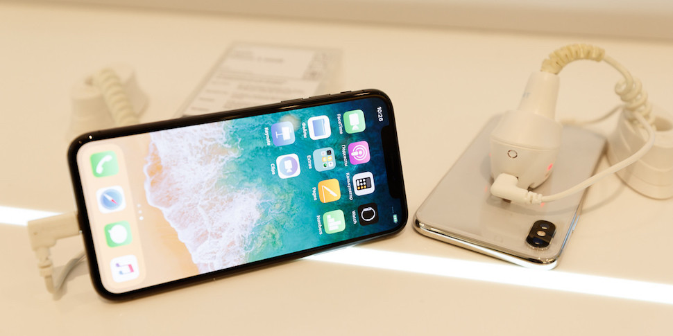Apple отказалась от кнопки Home в iPhone X еще до реализации Face ID