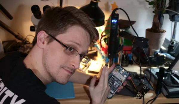 Сноуден представил приложение для защиты Android-устройств от слежки