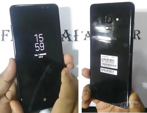 Samsung выпустит Galaxy A8+ (2018) в трех различных вариантах