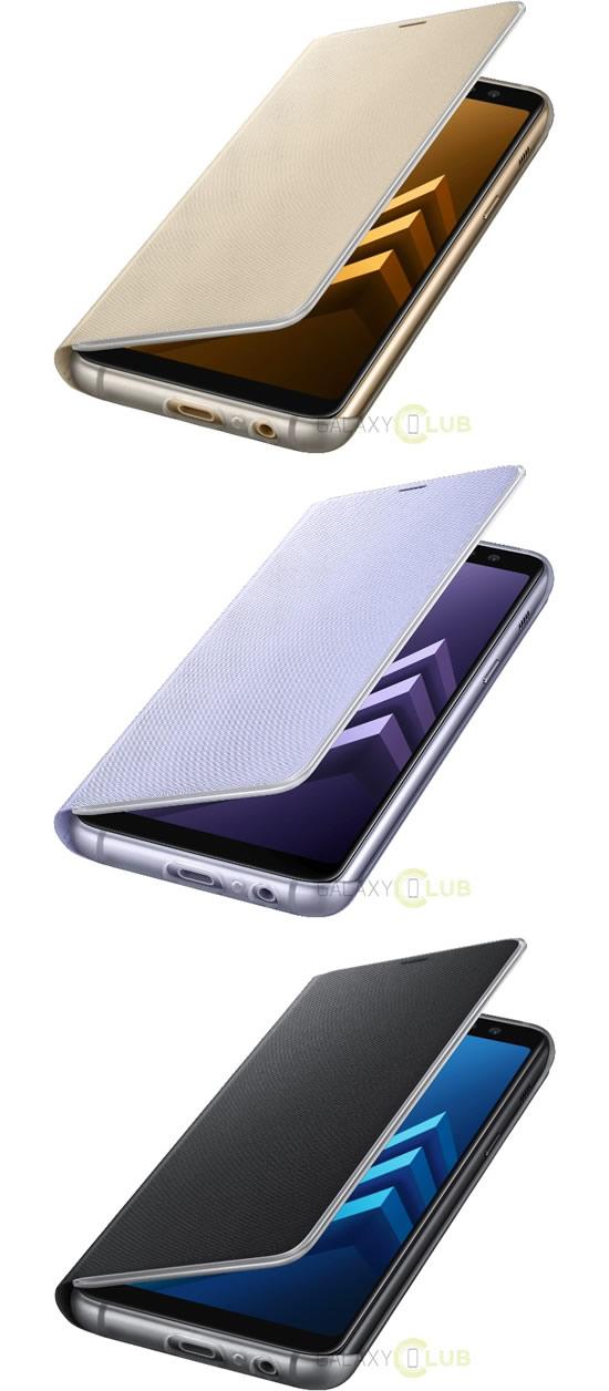 В Сеть попали изображения смартфонов Samsung Galaxy A8 и Galaxy A8+ (2018)