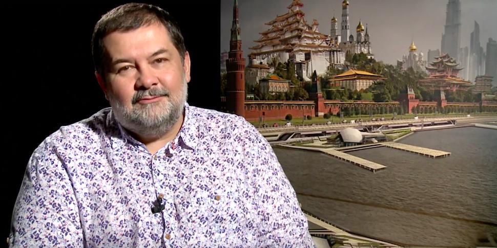 Сергей Лукьяненко представил тизер экранизации «Черновика»