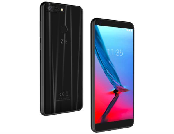 Будущий смартфон ZTE получит безрамочный дисплей