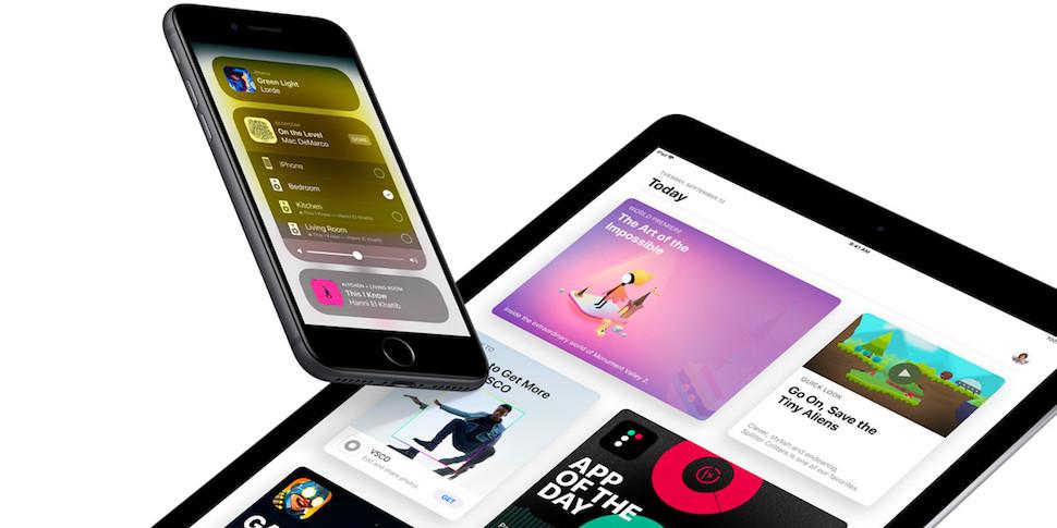 За месяц число устройств с iOS 11 увеличилось только на 7%